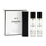 Chanel No.5 Eau Premiere gift set 3 x 20 ml twist and spray