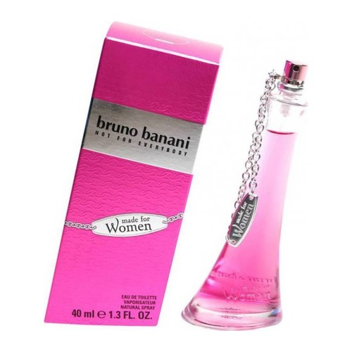 Afbeelding van Bruno Banani Made For Woman Eau De Toilette Vapo 40ml