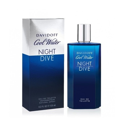 Afbeelding van Davidoff Cool Water Night Dive Eau de toilette 125 ml