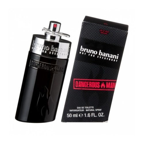 Afbeelding van Bruno Banani Dangerous Man Spray EDT