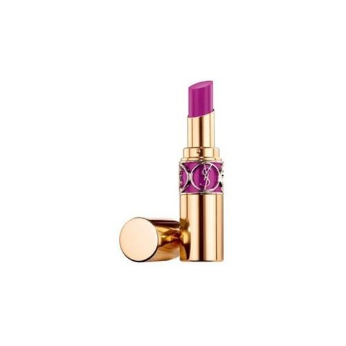 YSL Rouge Volupte Shine Lipstick 4,5 gram 19 Fuchsia In Rage