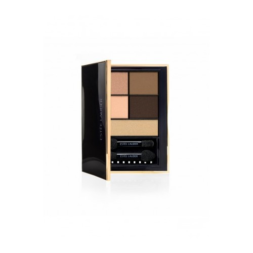Estee Lauder Pure Color Five Color Eyeshadow Palette 8,5 gram 405 Adobe