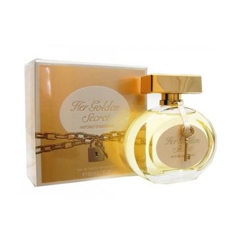 Antonio Banderas Her Golden Secret Eau de toilette 50 ml