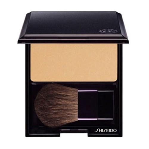 Shiseido Luminizing Satin Face Color 6,5 gram BE206 Soft Beam Gold