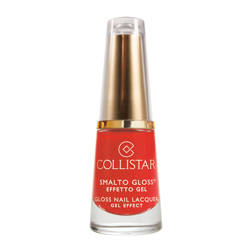 Collistar Nail Lacquer Gel Effect 6 ml 543 Energetic Orange