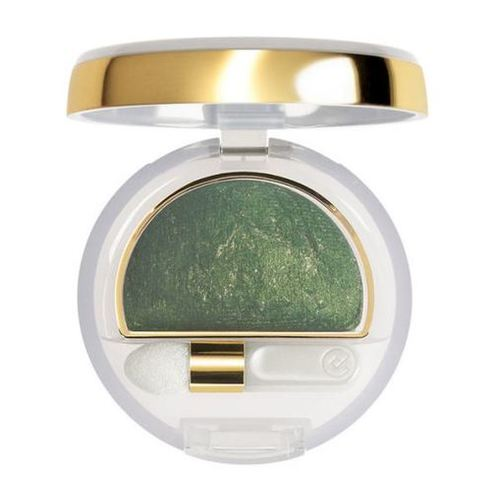 Collistar Double Effect Eye Shadow Wet & dry 4 gram 10 Gold Green