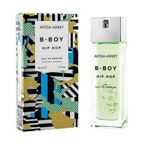 Afbeelding van Alyssa Ashley B Boy Hip Hop Eau de parfum 50 ml