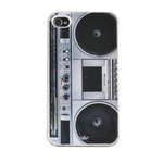 Dresz hardcase epoxy iPhone 4-4S radio