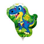 Dino folie ballon 1
