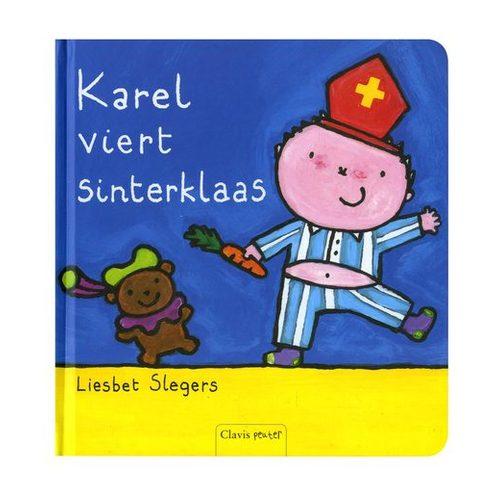 Afbeelding van Karel viert sinterklaas