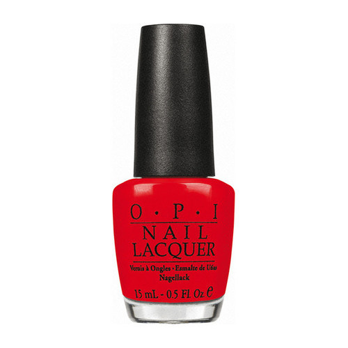 OPI Nagellak 15 ml Red My Fortune Cookie