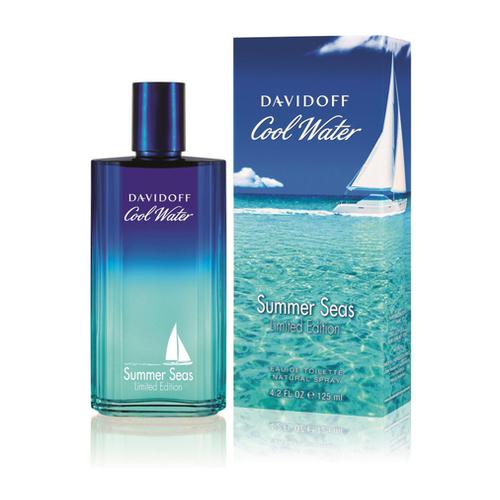 Davidoff Cool Water Man Summer Seas eau de toilette 125 ml