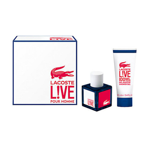 Lacoste Live Gift set