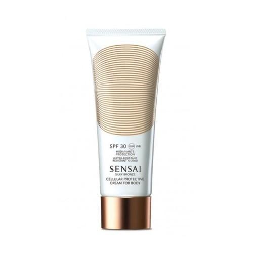 Sensai Silky Bronze Cellular Protective Body Cream 150 ml