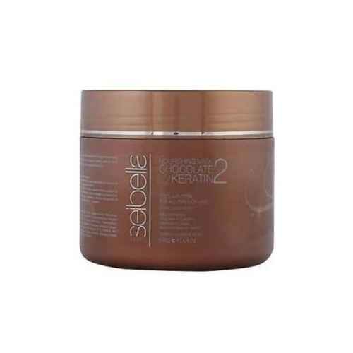 Seibella Queratina Chocolate & Keratin Mask 500 ml