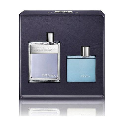 Prada Amber Pour Homme gift set