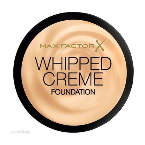 Max Factor Whipped Creme Foundation 18 ml