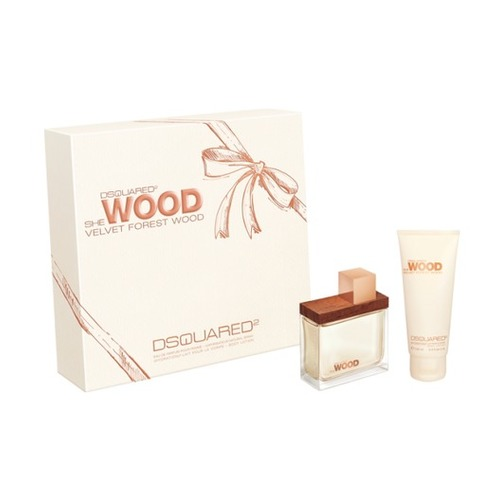 Dsquared2 She Wood Velvet Forest Wood Gift set