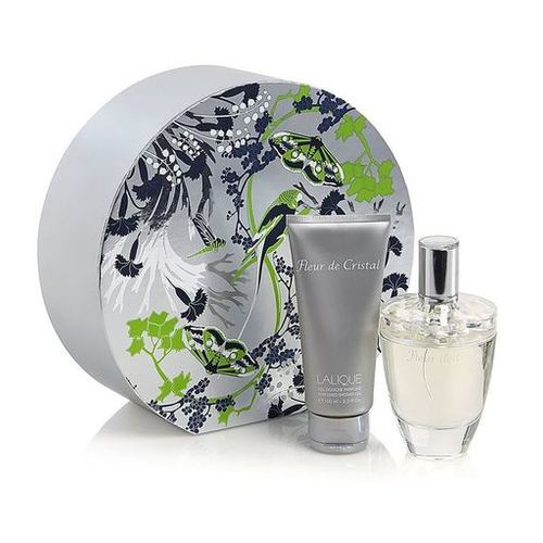 Lalique Fleur De Cristal gift set