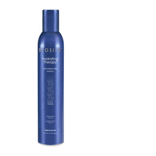 Biosilk Hydrating Therapy Rich Moisture Mousse 360 ml