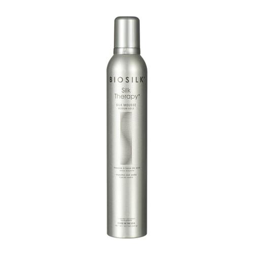 Biosilk Silk Therapy Silk Mousse Medium Hold 360 ml