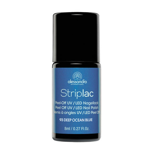 Alessandro Striplac 8 ml 93 Deep Ocean Blue