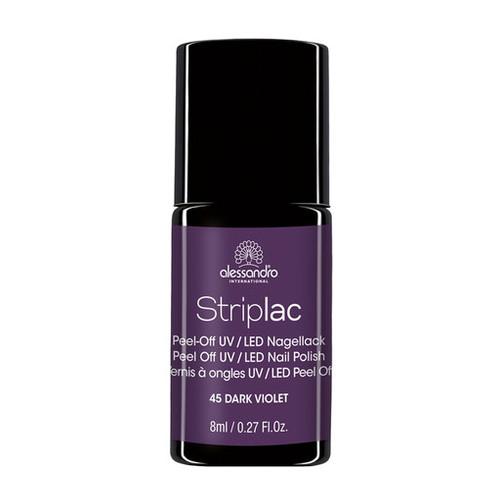 Alessandro Striplac 8 ml 45 Dark Violet