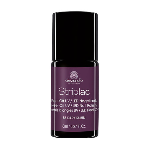 Alessandro Striplac 8 ml 55 Dark Rubin