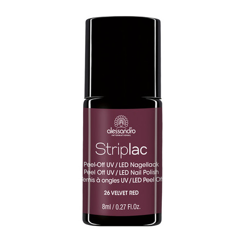 Alessandro Striplac 8 ml 26 Velvet Red