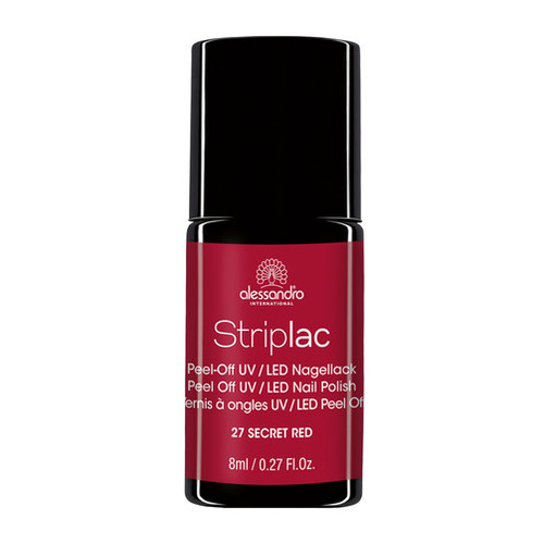 Alessandro Striplac 8 ml 27 Secret Red