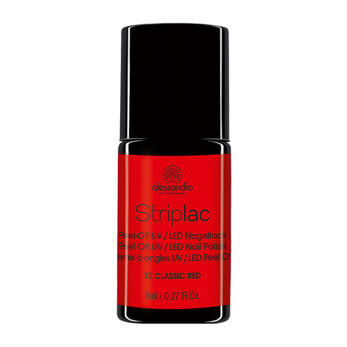 Alessandro Striplac 8 ml 12 Classic Red