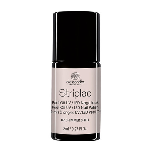 Alessandro Striplac 8 ml 07 Shimmer Shell