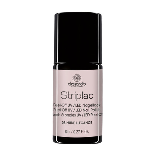 Alessandro Striplac 8 ml 08 Nude Elegance