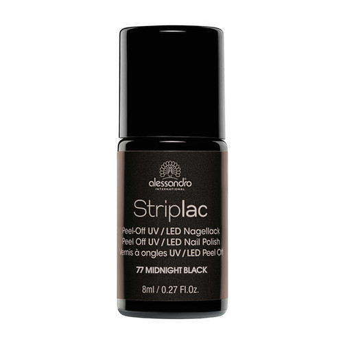 Alessandro Striplac 8 ml 77 Midnight Black