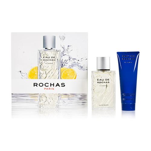 Rochas Eau De Rochas pour homme gift set
