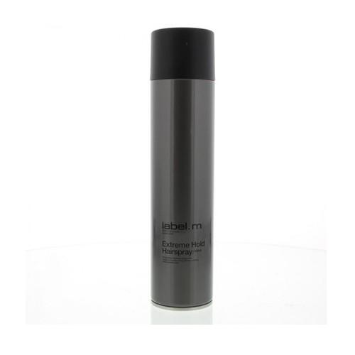 Label M Extreme Hold Hairspray 400 ml