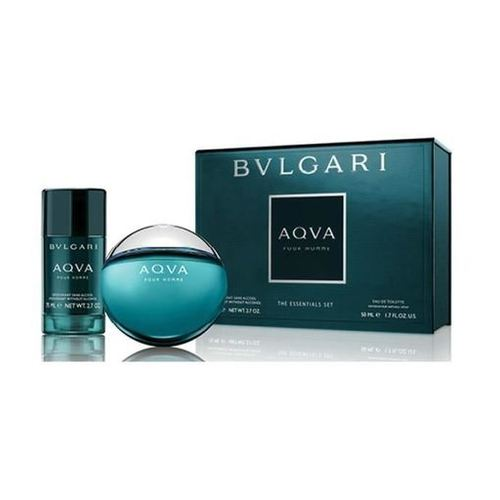 Bvlgari Aqva Pour Homme gift set