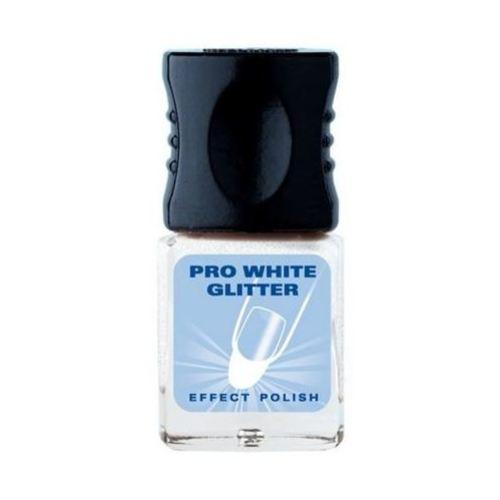 Alessandro Pro White Effektlack 10 ml Glitter