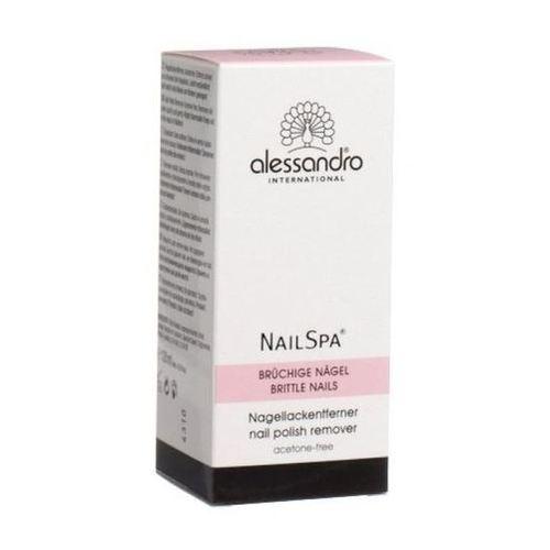 Alessandro Nail Spa Nail Polish Remover 135 ml