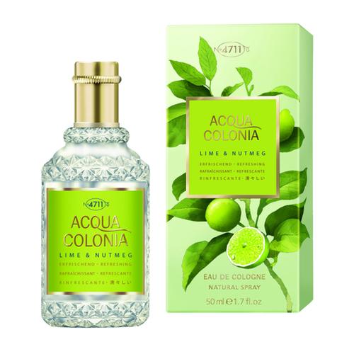 Afbeelding van 4711 Acqua Lime & Nutmeg Eau de cologne 170 ml