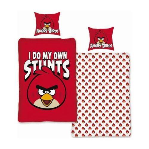 Afbeelding van Angry Birds dekbedovertrek stunts