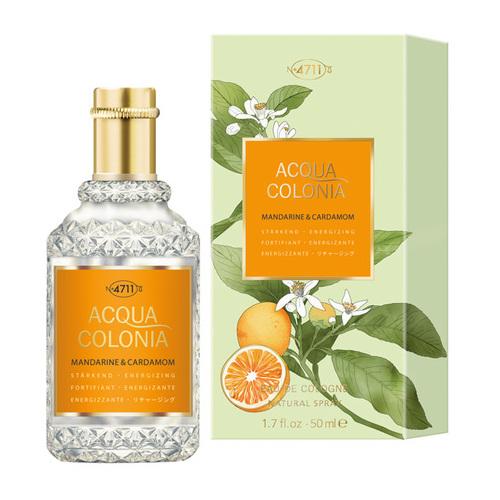 Abbildung von 4711 Acqua Mandarine & Cardamom Eau de Cologne 50 ml