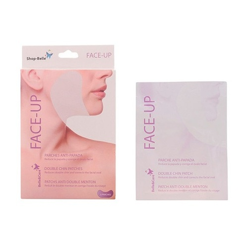 Afbeelding van Belle & Care Face Up Double Chin Patches 3 zakjes
