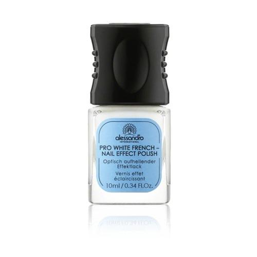 Alessandro Pro White French - Nail Effect Polish 10 ml