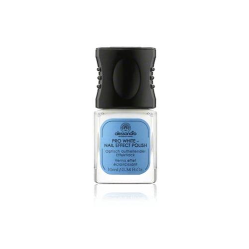 Alessandro Pro White - Nail Effect Polish 10 ml