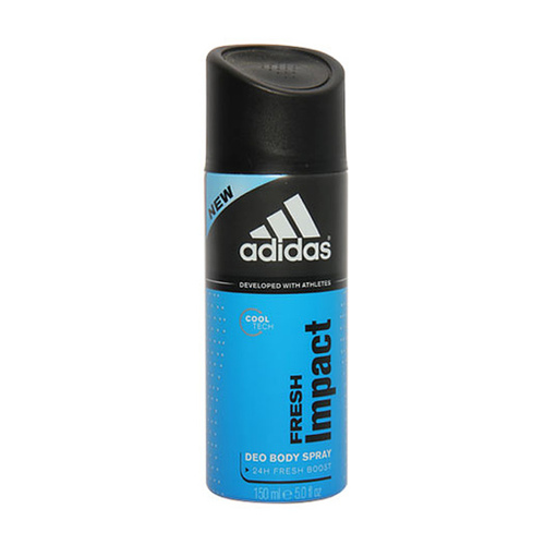 Adidas Fresh Impact deodorant 150 ml