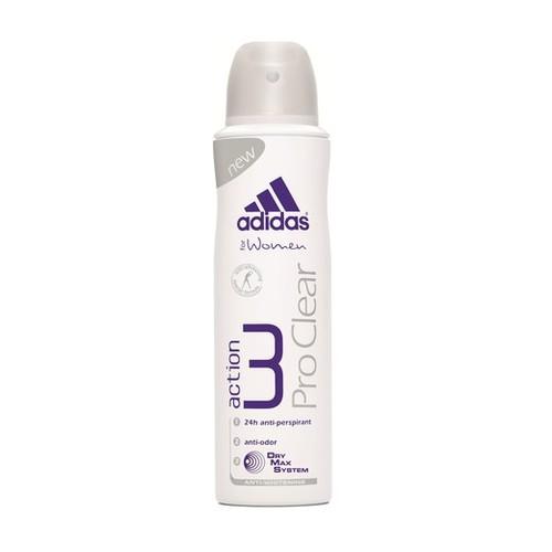 Adidas Pro Clear For Women deodorant 200 ml