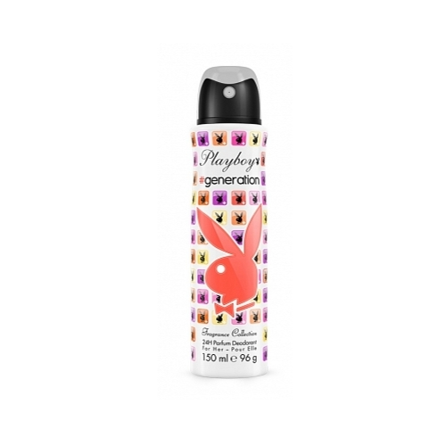 Playboy Generation for Her Deodorant 150 ml