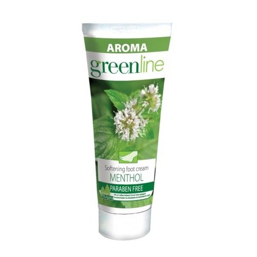 Aroma Green Line Menthol Voetencreme 75 ml