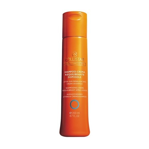 Afbeelding van Collistar Aftersun Rebalancing Cream Shampoo 200 ml